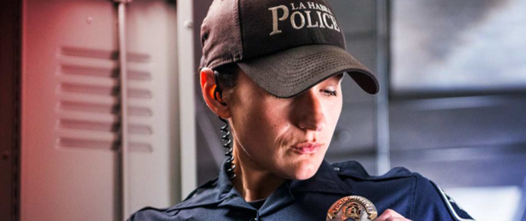 how to recruit more female police officers
